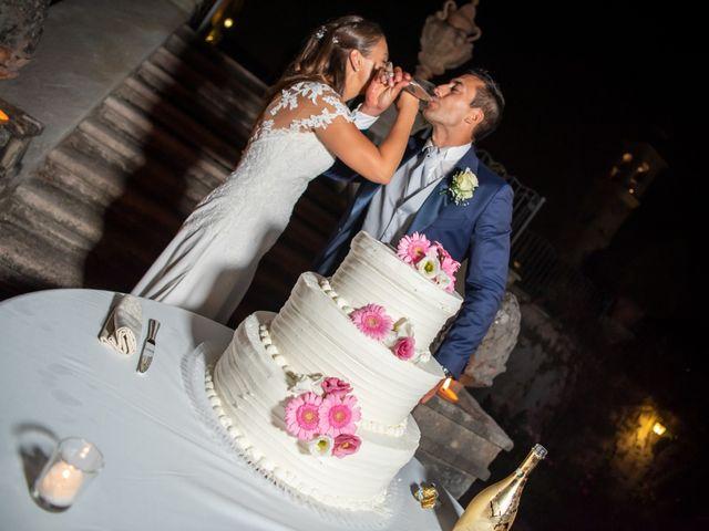 Il matrimonio di Omar e Francesca a Roncello, Monza e Brianza 36