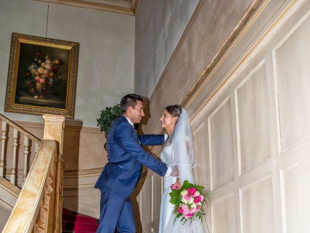 Il matrimonio di Omar e Francesca a Roncello, Monza e Brianza 38