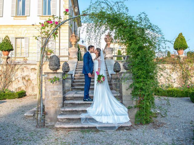 Il matrimonio di Omar e Francesca a Roncello, Monza e Brianza 39