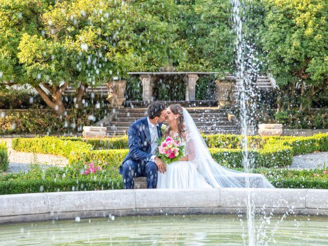 Il matrimonio di Omar e Francesca a Roncello, Monza e Brianza 1