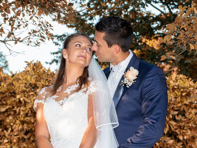 Il matrimonio di Omar e Francesca a Roncello, Monza e Brianza 40