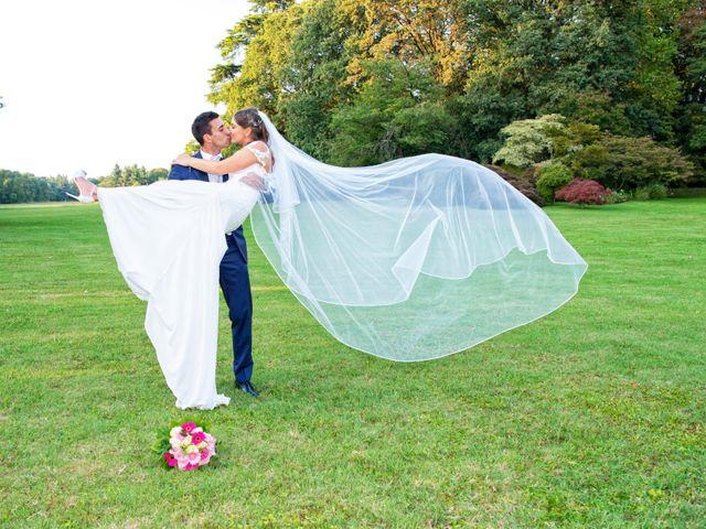 Il matrimonio di Omar e Francesca a Roncello, Monza e Brianza 41