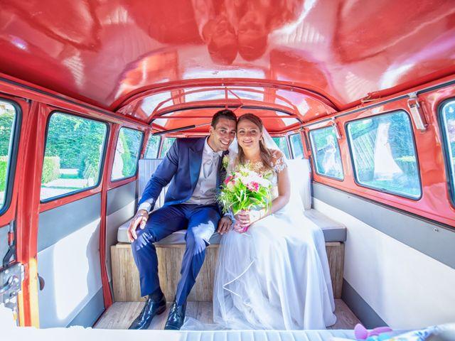 Il matrimonio di Omar e Francesca a Roncello, Monza e Brianza 2