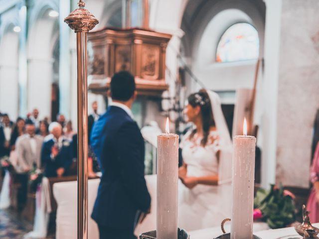 Il matrimonio di Omar e Francesca a Roncello, Monza e Brianza 44