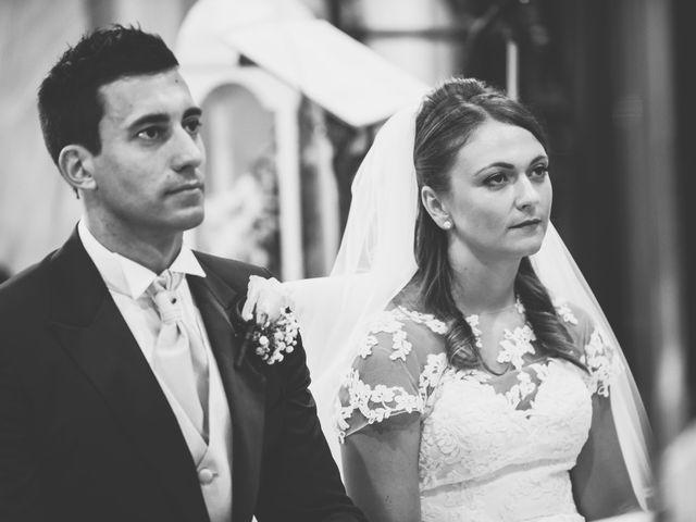 Il matrimonio di Omar e Francesca a Roncello, Monza e Brianza 45