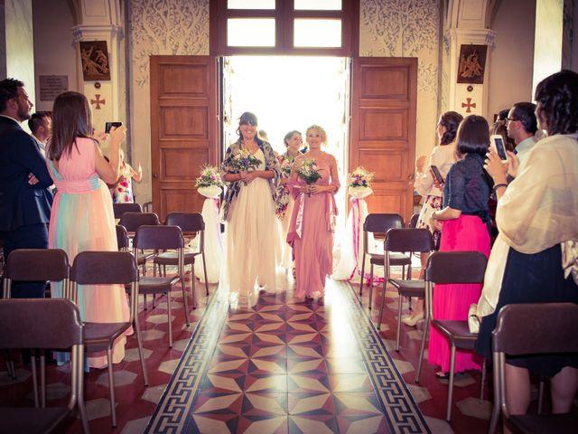 Il matrimonio di Omar e Francesca a Roncello, Monza e Brianza 46