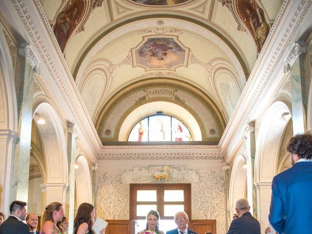 Il matrimonio di Omar e Francesca a Roncello, Monza e Brianza 47