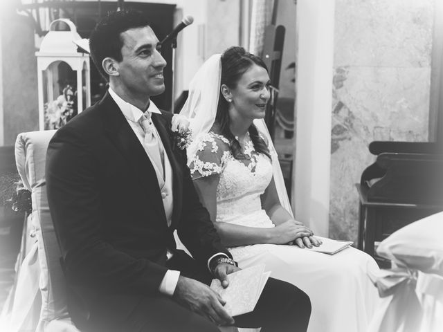 Il matrimonio di Omar e Francesca a Roncello, Monza e Brianza 48