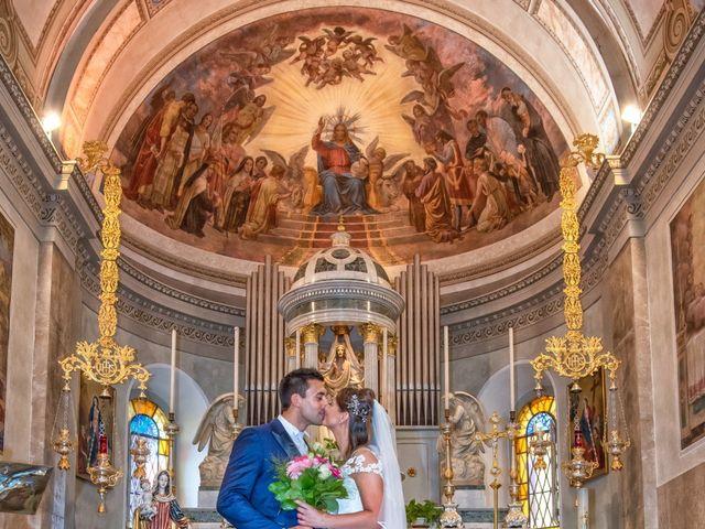 Il matrimonio di Omar e Francesca a Roncello, Monza e Brianza 49