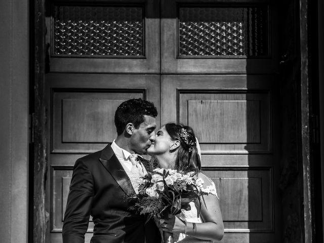 Il matrimonio di Omar e Francesca a Roncello, Monza e Brianza 50