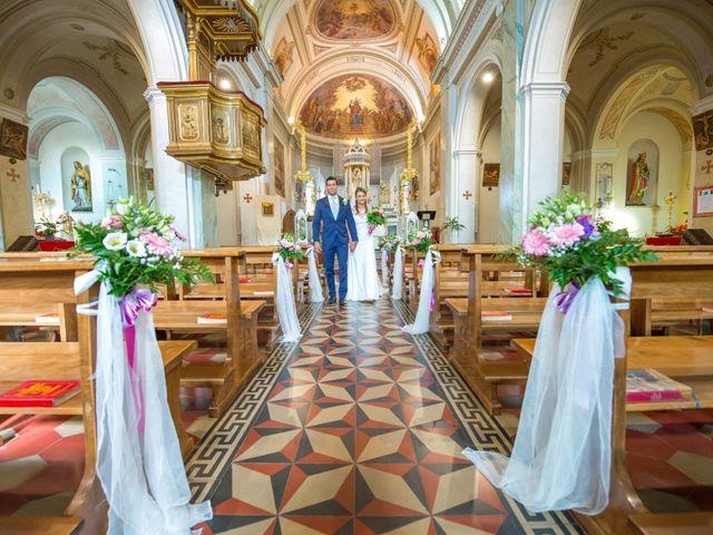 Il matrimonio di Omar e Francesca a Roncello, Monza e Brianza 51