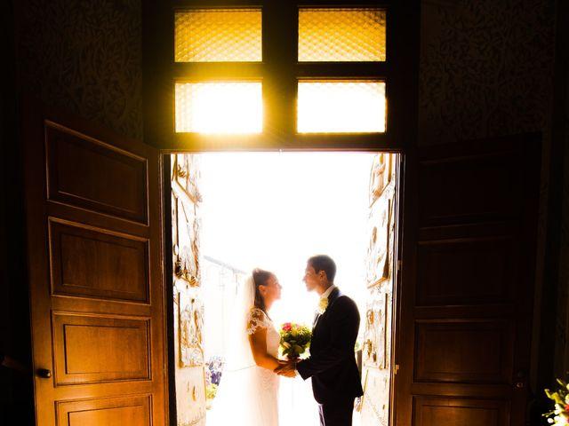 Il matrimonio di Omar e Francesca a Roncello, Monza e Brianza 52