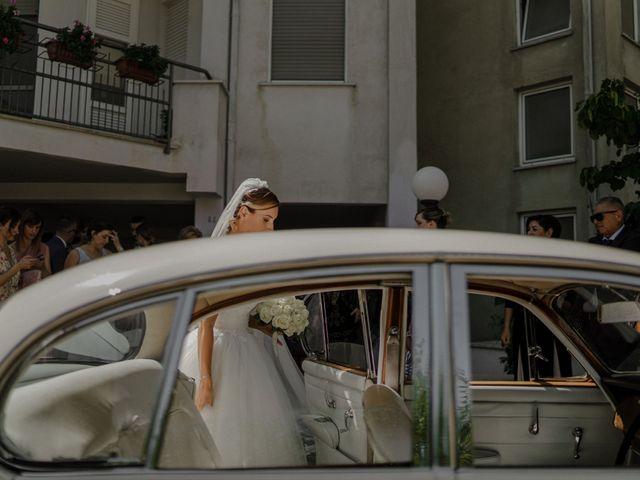 Il matrimonio di Laura e Marco a Itri, Latina 32