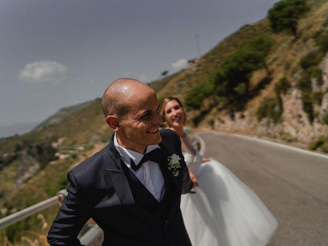 Il matrimonio di Laura e Marco a Itri, Latina 1