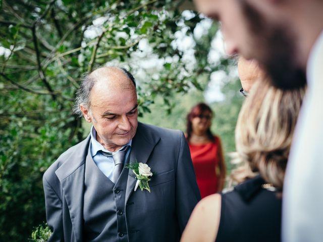Il matrimonio di Giacomo e Francesca a Aulla, Massa Carrara 33