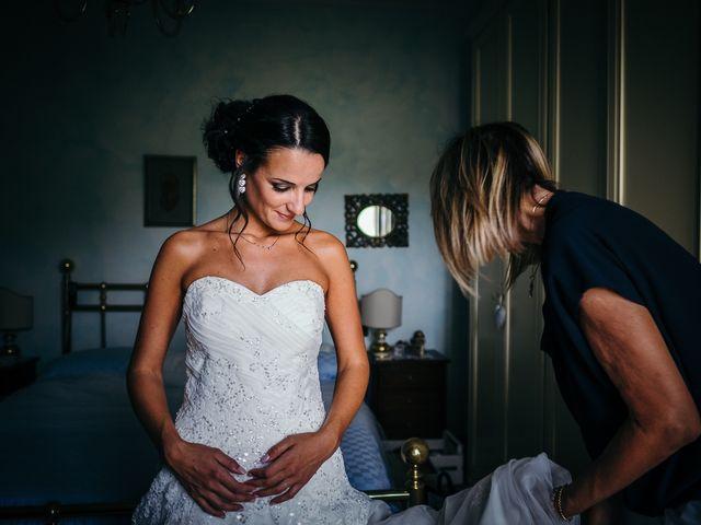 Il matrimonio di Giacomo e Francesca a Aulla, Massa Carrara 37