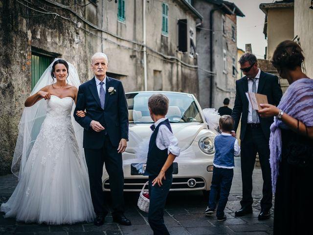 Il matrimonio di Giacomo e Francesca a Aulla, Massa Carrara 48