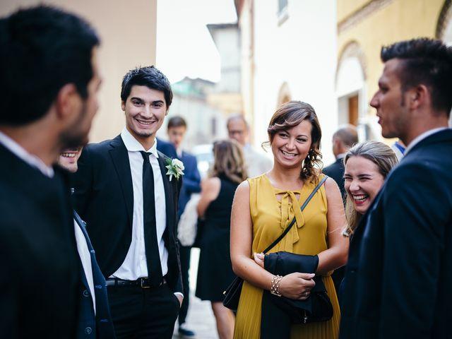Il matrimonio di Giacomo e Francesca a Aulla, Massa Carrara 49
