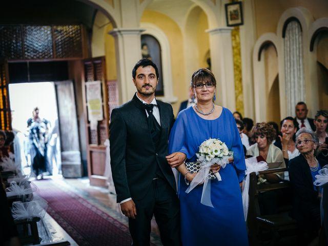 Il matrimonio di Giacomo e Francesca a Aulla, Massa Carrara 50