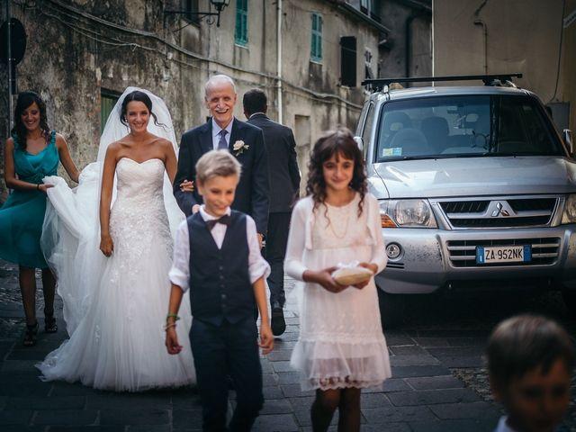 Il matrimonio di Giacomo e Francesca a Aulla, Massa Carrara 51