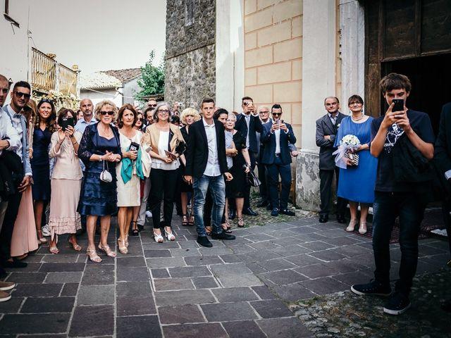Il matrimonio di Giacomo e Francesca a Aulla, Massa Carrara 52