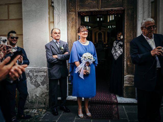 Il matrimonio di Giacomo e Francesca a Aulla, Massa Carrara 53