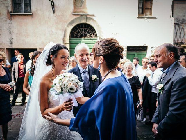 Il matrimonio di Giacomo e Francesca a Aulla, Massa Carrara 54