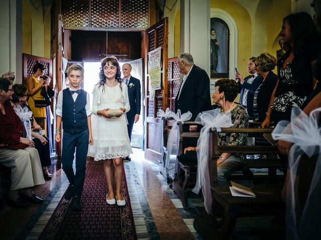 Il matrimonio di Giacomo e Francesca a Aulla, Massa Carrara 55