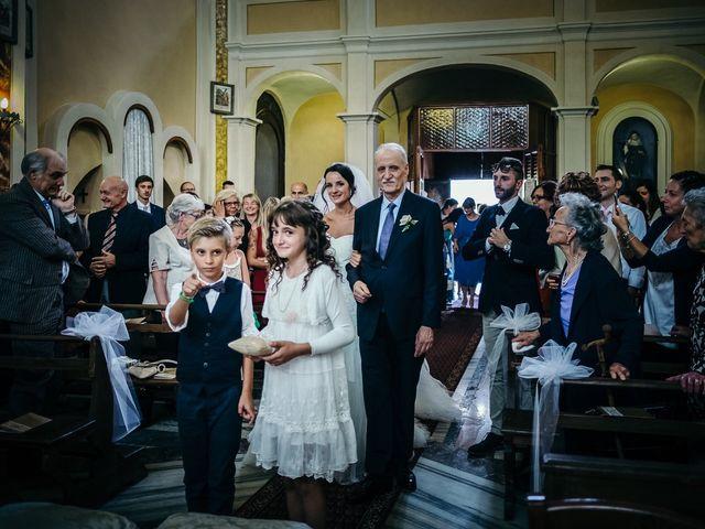 Il matrimonio di Giacomo e Francesca a Aulla, Massa Carrara 56