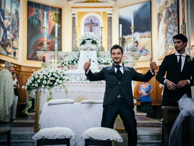 Il matrimonio di Giacomo e Francesca a Aulla, Massa Carrara 57