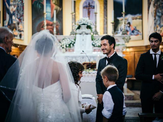 Il matrimonio di Giacomo e Francesca a Aulla, Massa Carrara 58