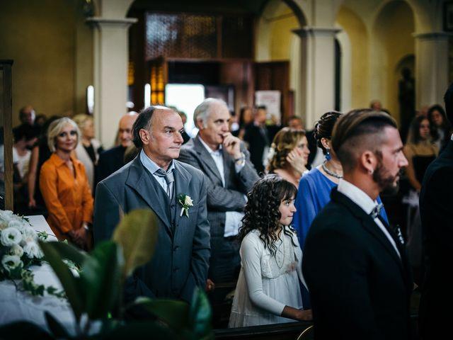 Il matrimonio di Giacomo e Francesca a Aulla, Massa Carrara 61