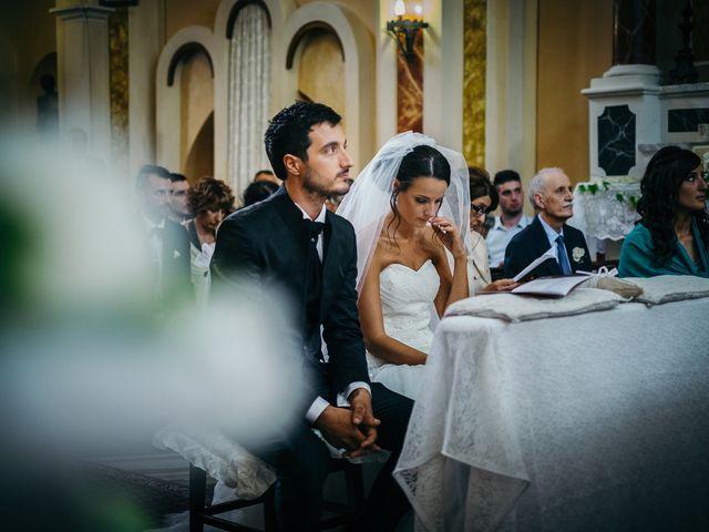 Il matrimonio di Giacomo e Francesca a Aulla, Massa Carrara 63