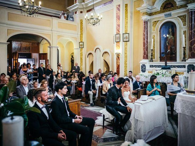 Il matrimonio di Giacomo e Francesca a Aulla, Massa Carrara 65