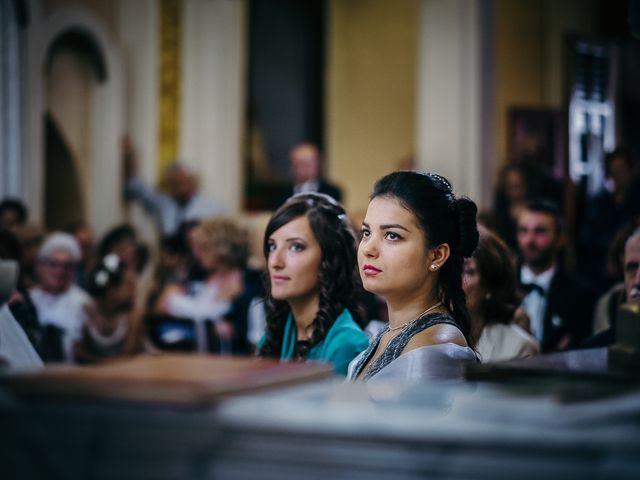 Il matrimonio di Giacomo e Francesca a Aulla, Massa Carrara 69