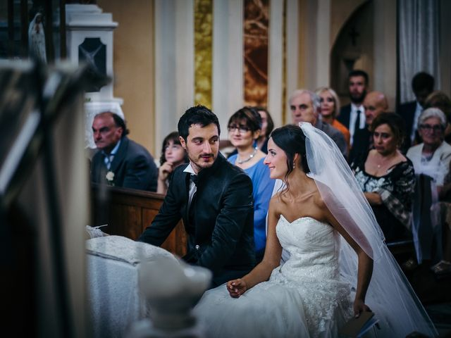 Il matrimonio di Giacomo e Francesca a Aulla, Massa Carrara 70