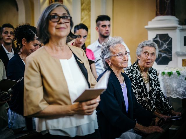 Il matrimonio di Giacomo e Francesca a Aulla, Massa Carrara 71