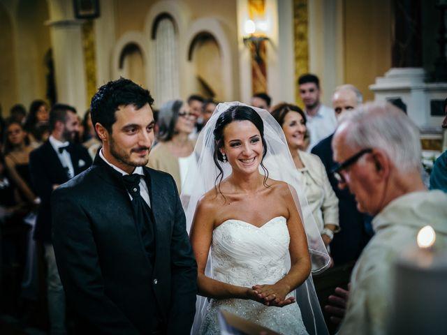Il matrimonio di Giacomo e Francesca a Aulla, Massa Carrara 75