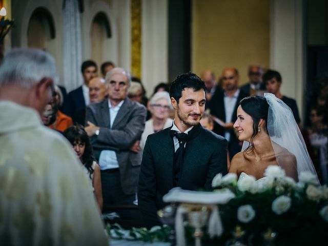 Il matrimonio di Giacomo e Francesca a Aulla, Massa Carrara 76