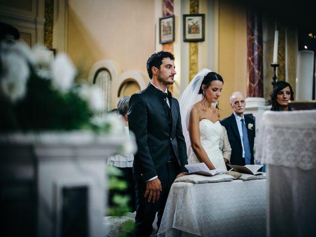 Il matrimonio di Giacomo e Francesca a Aulla, Massa Carrara 81