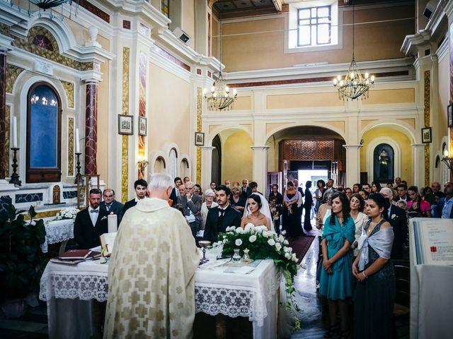 Il matrimonio di Giacomo e Francesca a Aulla, Massa Carrara 82