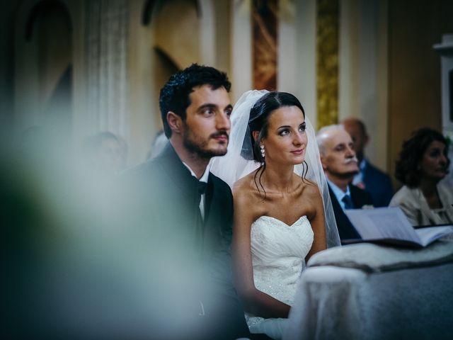 Il matrimonio di Giacomo e Francesca a Aulla, Massa Carrara 86