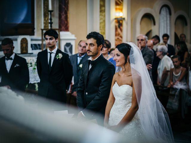 Il matrimonio di Giacomo e Francesca a Aulla, Massa Carrara 87