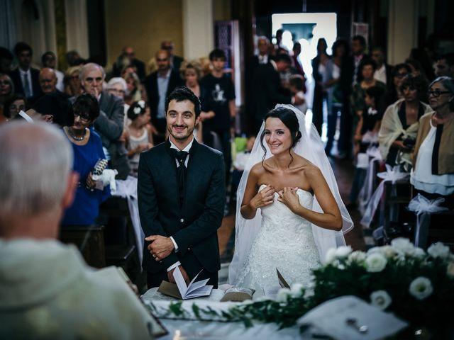 Il matrimonio di Giacomo e Francesca a Aulla, Massa Carrara 89