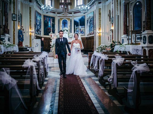 Il matrimonio di Giacomo e Francesca a Aulla, Massa Carrara 90
