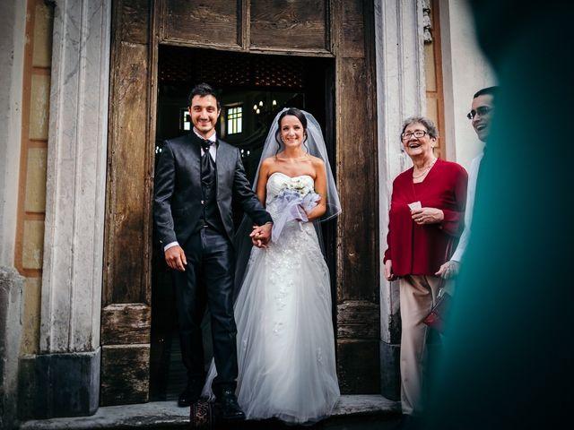 Il matrimonio di Giacomo e Francesca a Aulla, Massa Carrara 91