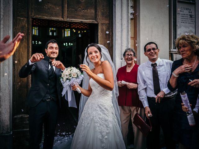 Il matrimonio di Giacomo e Francesca a Aulla, Massa Carrara 92