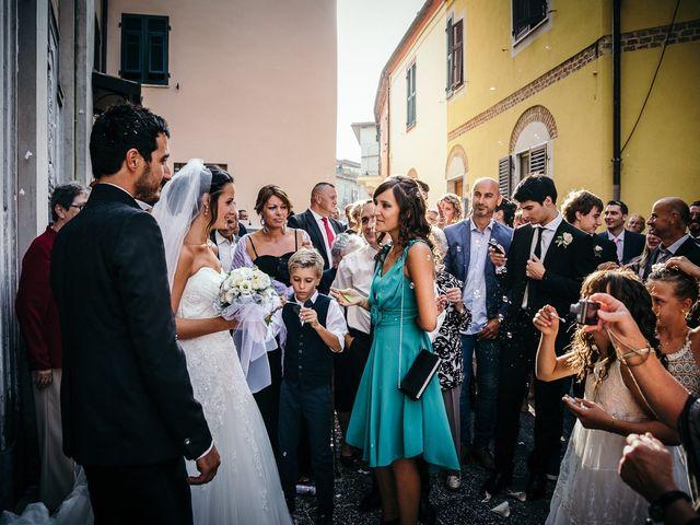 Il matrimonio di Giacomo e Francesca a Aulla, Massa Carrara 95