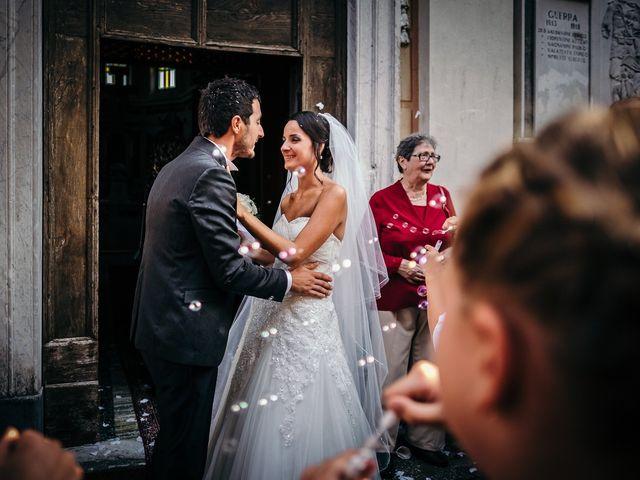 Il matrimonio di Giacomo e Francesca a Aulla, Massa Carrara 96