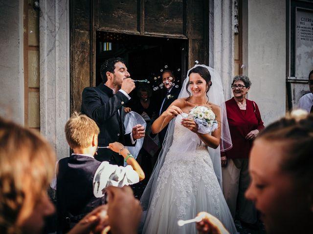 Il matrimonio di Giacomo e Francesca a Aulla, Massa Carrara 97